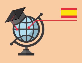 Venir a estudiar a España