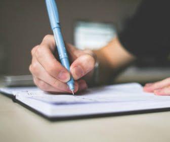 Escribir ensayo beca