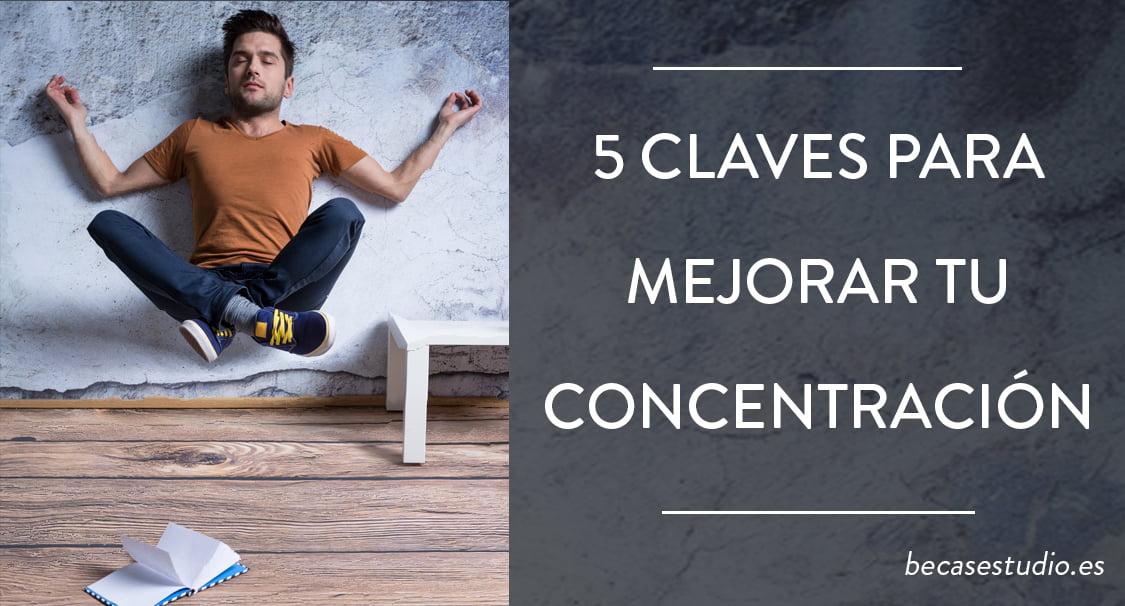 C mo mejorar la concentraci n en 5 pasos s cate todo el - Mejorar concentracion estudio ...